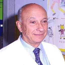 Cantù, addio a Giuliano Biscatti  Storico primario di pediatria