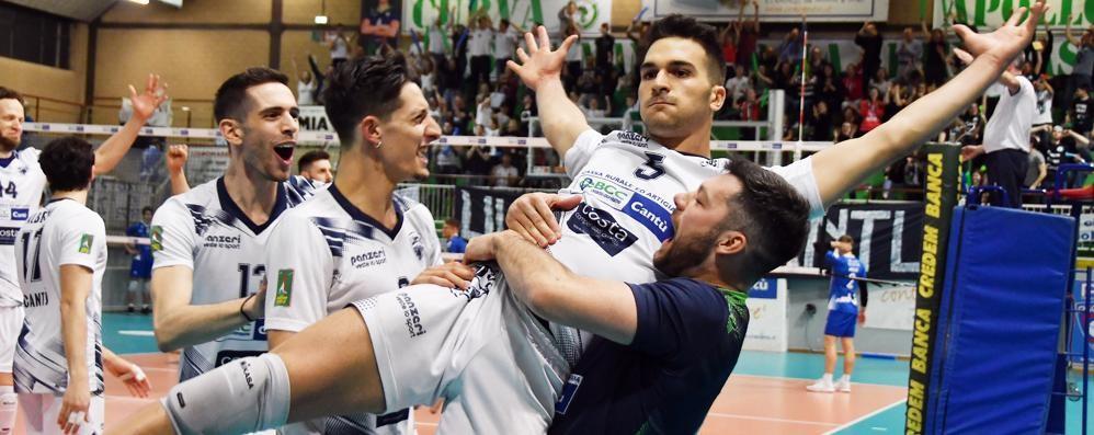 Libertas, semifinale con Bergamo Prima sfida in trasferta il 18 aprile