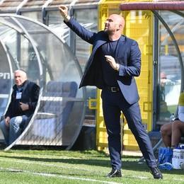 Mister Banchini avvisa il Como «Inutile pensare al Mantova»
