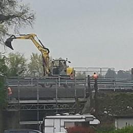 Ponte sulla Novedratese  Ufficiale: riaprirà lunedì 15