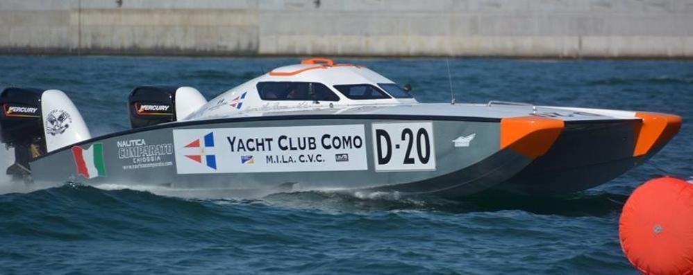 Titolo Europeo Yacht Club  Con Barlesi e Barone