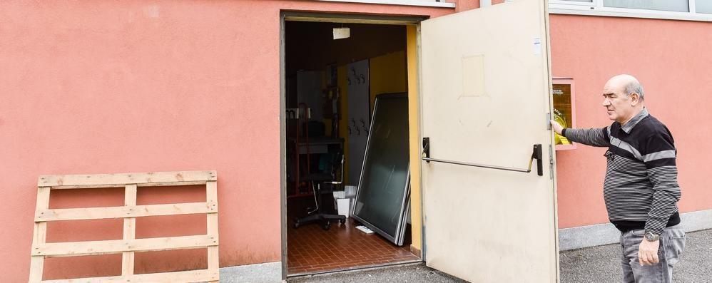 I ladri alla Ripamonti  nell'aula di informatica  Rubano venti computer