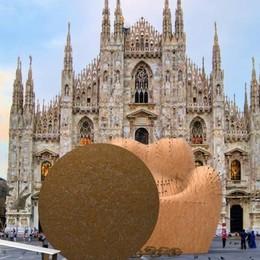 """L'installazione scandalo di Pesce  Da Milano al """"Festival del legno"""""""