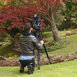 Rai News, ciak a Villa Melzi  «Una bellezza da mostrare»