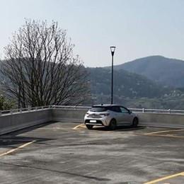 Cernobbio, i parcheggi dopo 30 anni  Il grazie di Olzino: «La buona politica»