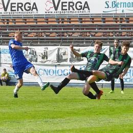 Raggio Garibaldi (Como) dopo il gol «Mi mancava, adesso farò meglio»