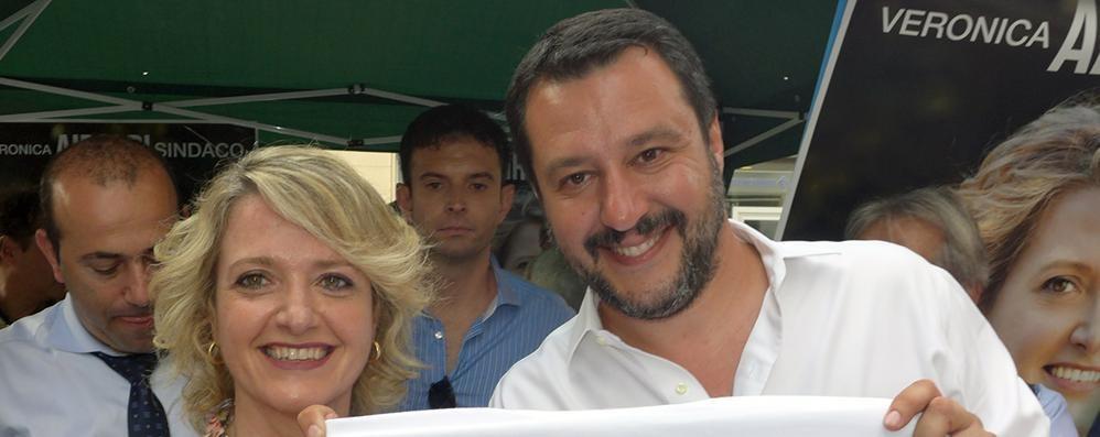 Erba, il sindaco e il potere ai prefetti  «Caro Salvini è meglio parlarsi»