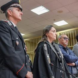 'NDRANGHETA A CANTU'  TUTTI CONDANNATI  PENA DI 18 ANNI A MORABITO