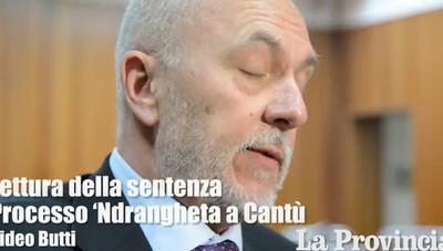 'Ndrangheta - la sentenza 2