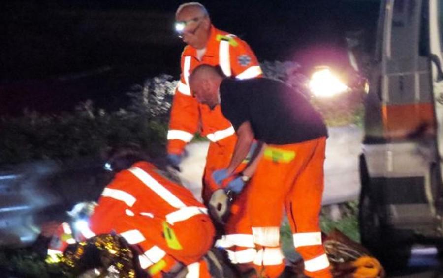 Investita nella notte a Beregazzo Muore una donna di 37 anni