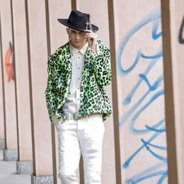"""Achille Lauro a Como  Incontro con lo """"scandalo"""""""