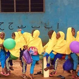 Da Asso a Zanzibar  Per costruire  i giochi di due asili