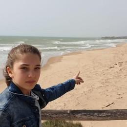 La Greta marianese  «Pulite la spiaggia con me»