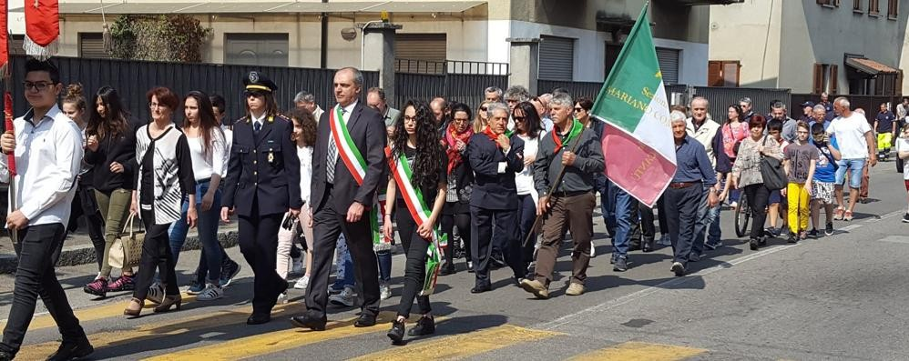 Carugo, festa della Liberazione  Il Comune non organizza  «La facciamo per conto nostro»