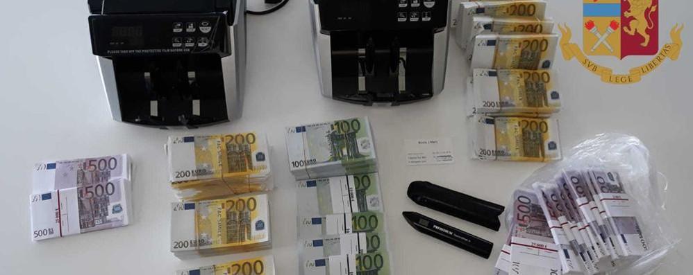 Maxi truffa da 650mila euro Due arrestati dalla polizia