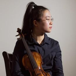 """Cernobbio piena di Grande musica  La """"sfida"""" di violino e fisarmonica"""