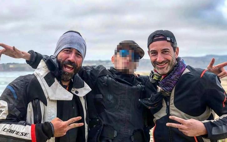 In moto in Sudamerica  con un ragazzo di 15 anni  Per sconfiggere la droga