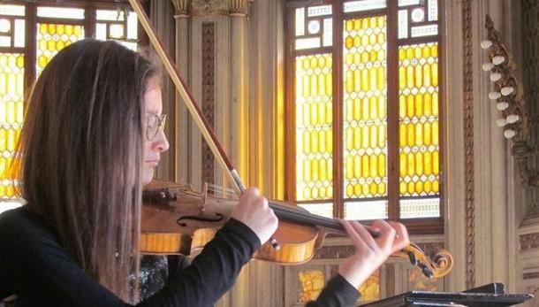 Al Carducci serata Mozart  con il quartetto Amadé