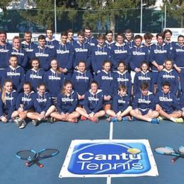 Tennis Cantù, si comincia Le squadre sono quindici