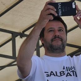 Esposto al prefetto su Salvini  «A Cantù legalità infranta sul comizio»