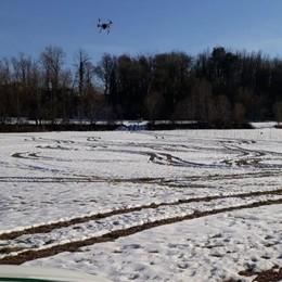 Colverde, i vigili useranno il drone  «Utile per incidenti e abusi edilizi»