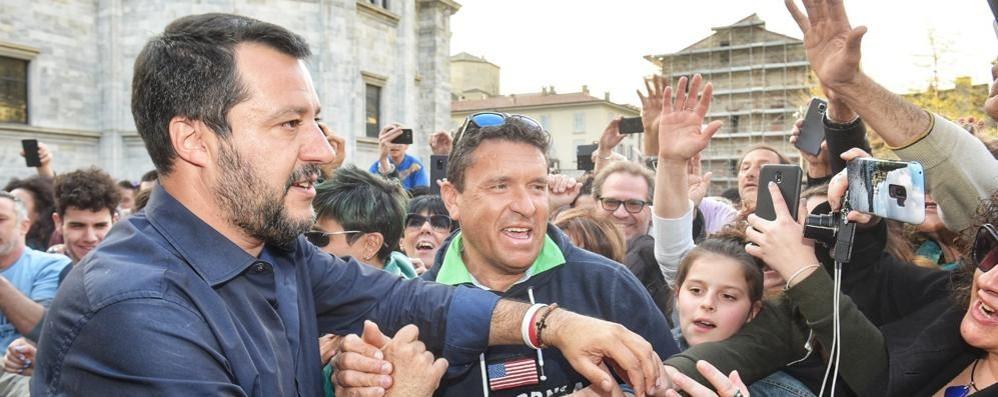 Salvini: perquisizioni   a cooperativa comasca  che si occupa di migranti