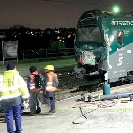 Scontro tra treni a Inverigo  Due macchinisti indagati