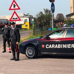 Spaccio di droga a Cantù Un arresto in centro