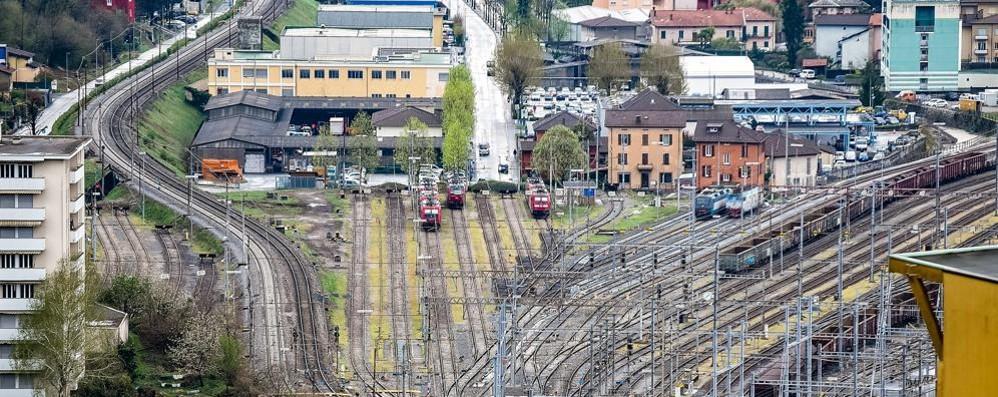Stazione unica Como-Chiasso I due  sindaci ci credono