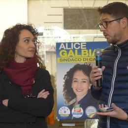 Cantù, centrodestra in rosa  È Galbiati il candidato sindaco