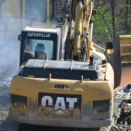 Marchisio dopo il maxi incendio  «La discarica chiuderà lo stesso»