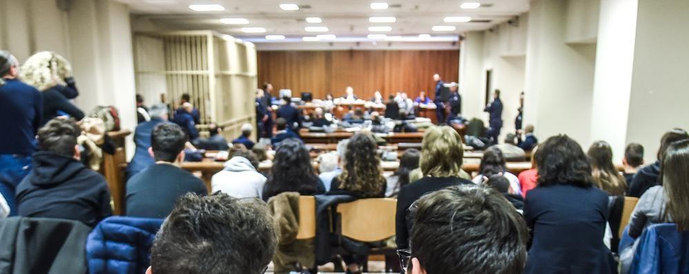 'Ndrangheta, parola alla difesa  «Quei ragazzi non c'entrano»