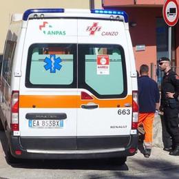 Crevenna, la lite degenera  Arrivano ambulanza e carabinieri