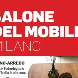 Salone del Mobile  Il magazine in edicola