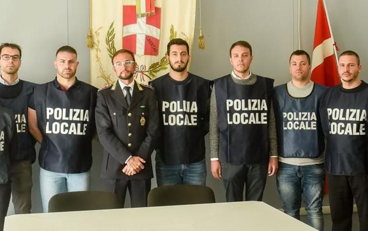 Polizia locale, 10 nuovi agenti  «Tutti trentenni e sulle strade»
