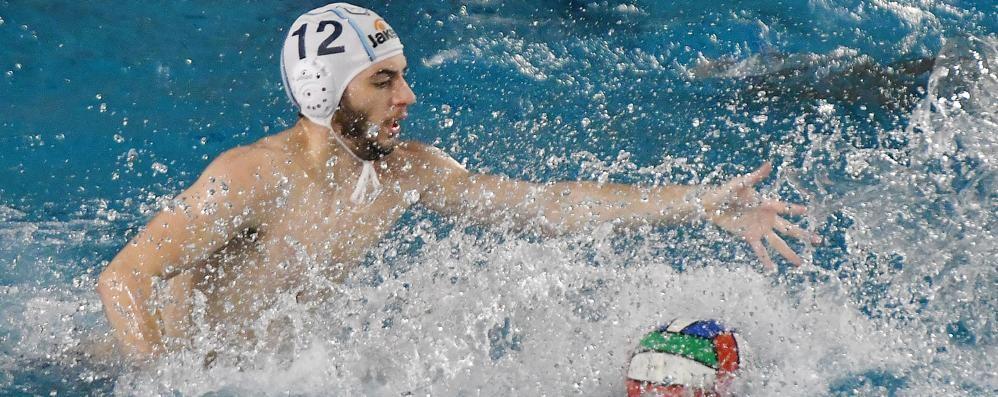 Camogli ha assenze importanti Como Nuoto sogna lo sgambetto