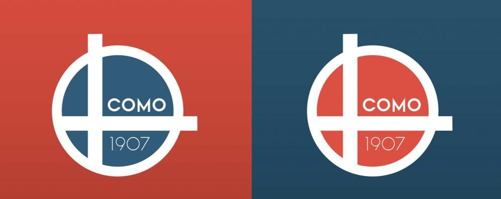 Il nuovo logo del Como Un sondaggio tra i tifosi