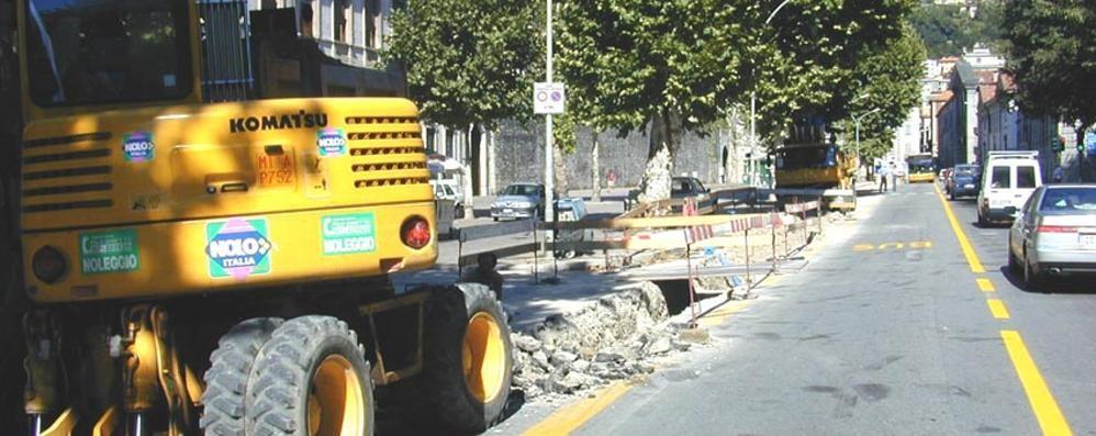Strada per strada, il calendario dei lavori  Arriva il Giro e porta l'asfalto nuovo