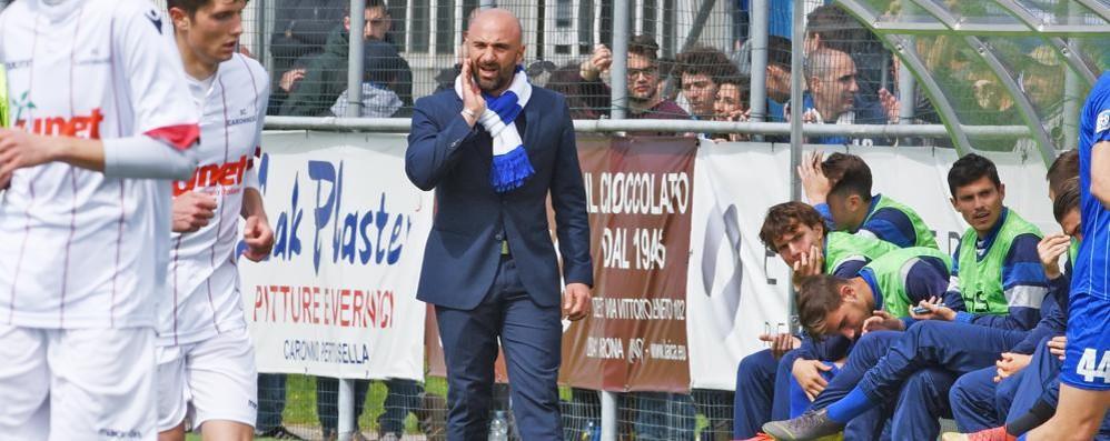 Como, un pareggio senza gol Ora il derby con il Lecco il 22