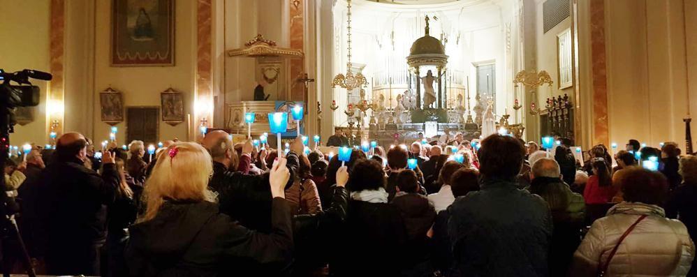 Arosio, folla per la Madonna  In 1.500 alla processione