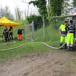 Emergenza idrica a Faloppio  Attesa per oggi la nuova pompa