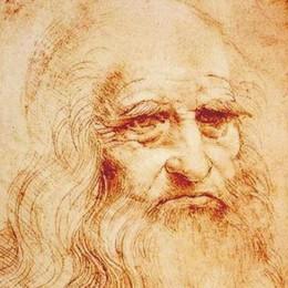 """""""La Seta  di Leonardo""""  Che omaggio al Museo"""