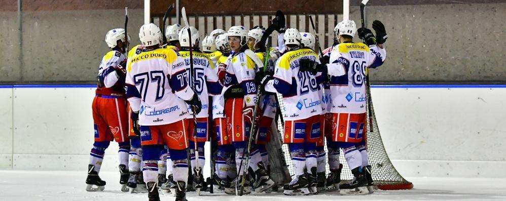 L'Hockey Como non molla  e chiede il ripescaggio