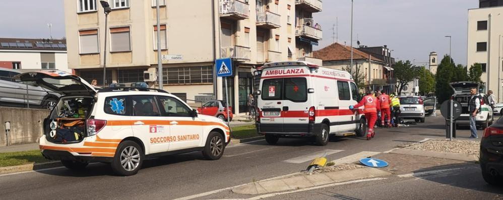 Malore mentre guida a Mariano  Grave una donna, illesi due bambini