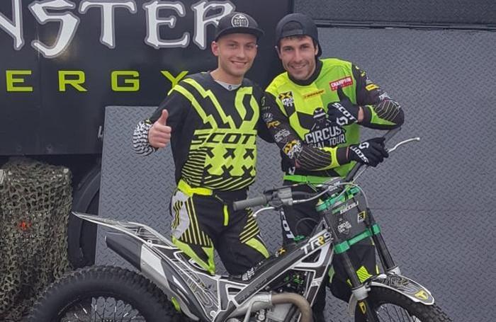 Manuel Copetti e Samuele Zuccali Cagno