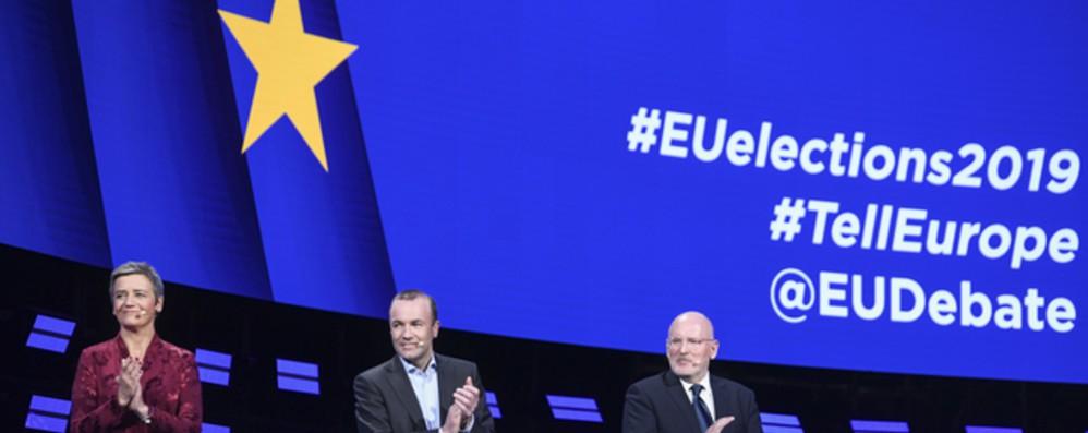 Europee: Weber, voglio una Commissione vicina alla gente