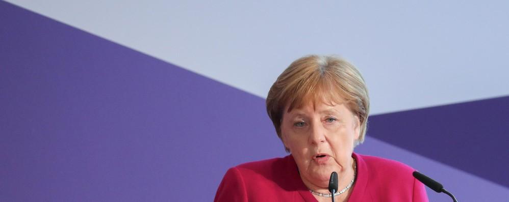 Merkel esclude di assumere incarichi politici in Ue