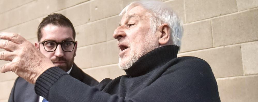 Arrigoni: «Promuovo Brienza  Si merita la riconferma»