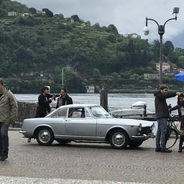 Cernobbio apre la stagione dei ciak  Spot pubblicitario girato in riva