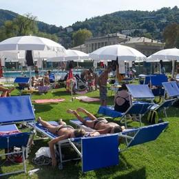 Lido di Villa Olmo,  al Tar vince il Comune  «Apriremo quanto prima»